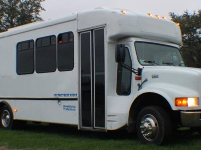 25 Passenger Austin Party Bus